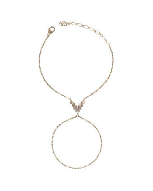 Astrid & Miyu | Metallic Bracelet | Lyst