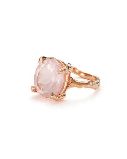 Chupi - Metallic Drop In The Wild In Rose Quartz & Rose Gold - Lyst