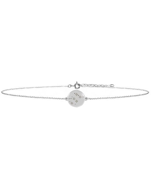 No 13 - Multicolor Aquarius Zodiac Constellation Choker Diamonds & Silver - Lyst