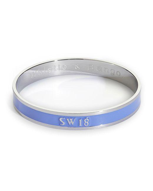 Whistle & Bango | Blue Sw18 Bangle | Lyst