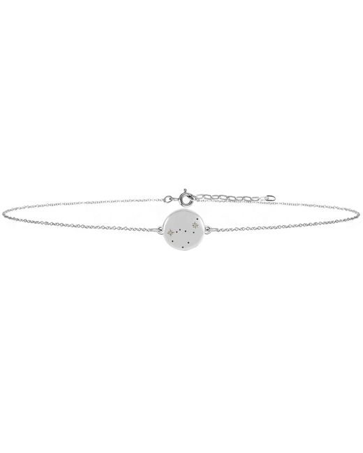 No 13 - Multicolor Capricorn Zodiac Constellation Choker Diamonds & Silver - Lyst