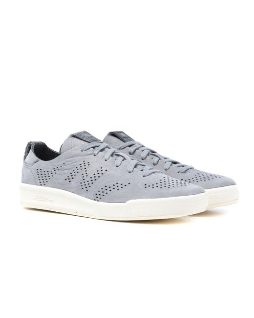 New Balance - Gray 300 Re-engineered Grey Nubuck Trainers for Men - Lyst
