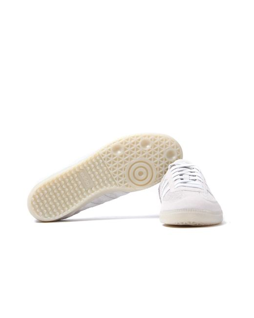 the best attitude 35550 e31db ... Adidas Originals - Adidas Samba Og Crystal White Trainers for Men - Lyst  ...