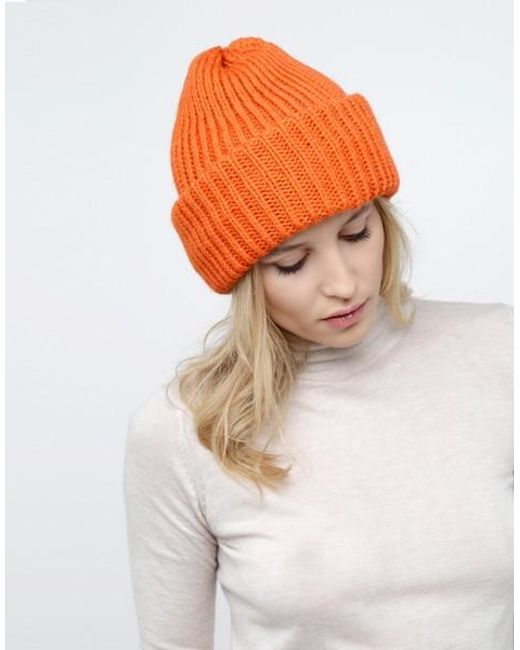 Wool And The Gang | Orange The Jam Hat | Lyst