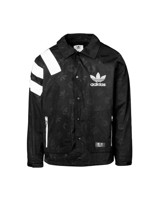 Adidas Originals - Black Uas Game Jacket for Men - Lyst