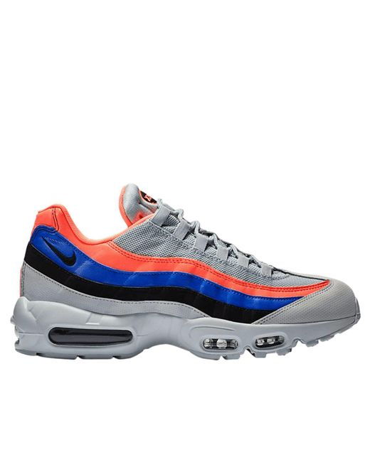 271a26184d9 Lyst - Nike Air Max 95 Essential in Blue for Men