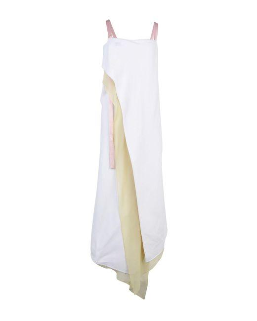 Sies Marjan - White Long Dresses - Lyst