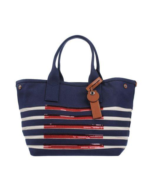 Marc By Marc Jacobs - Blue Handbags - Lyst