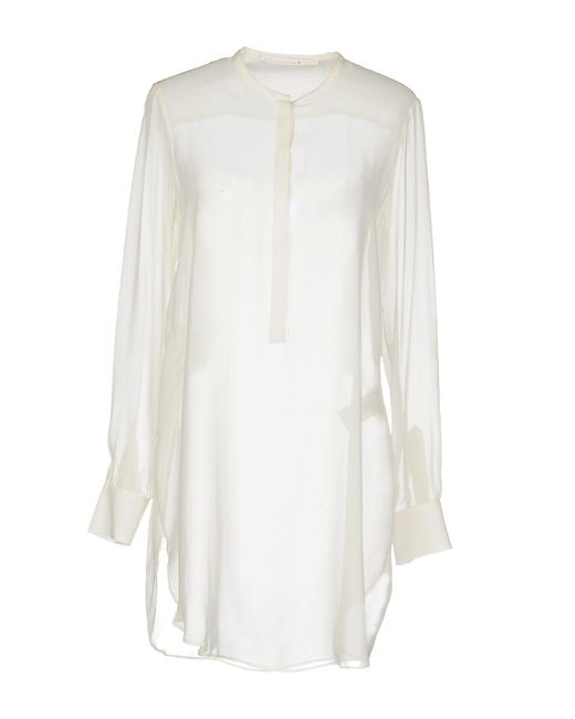 Schumacher - White Shirt - Lyst