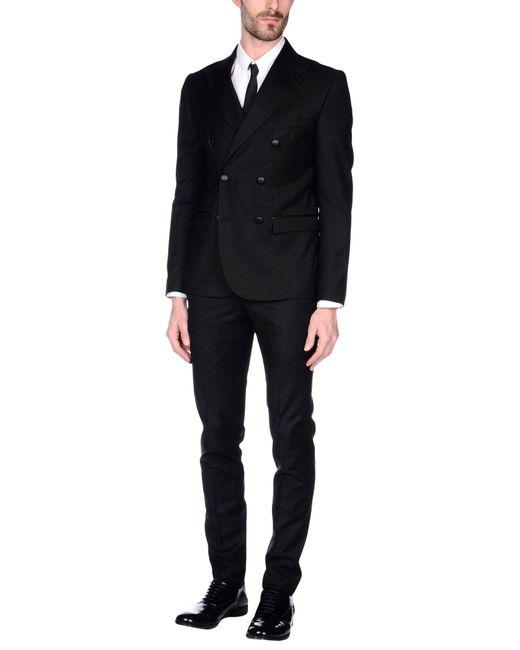 Takeshy Kurosawa | Black Suit for Men | Lyst