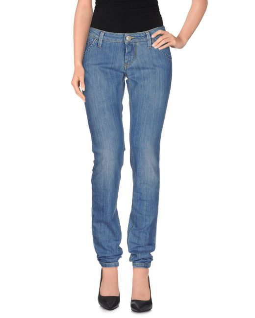 Re-hash - Blue Denim Pants - Lyst