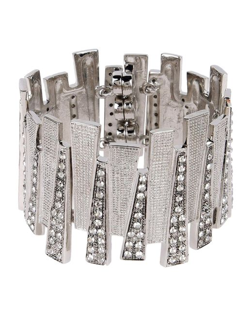 Ca&Lou   Metallic Bracelet   Lyst