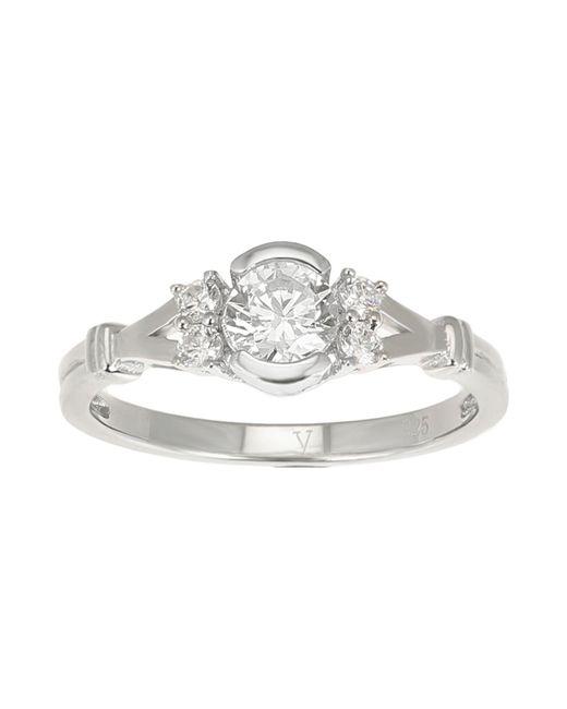 V Jewellery - Metallic Rings - Lyst