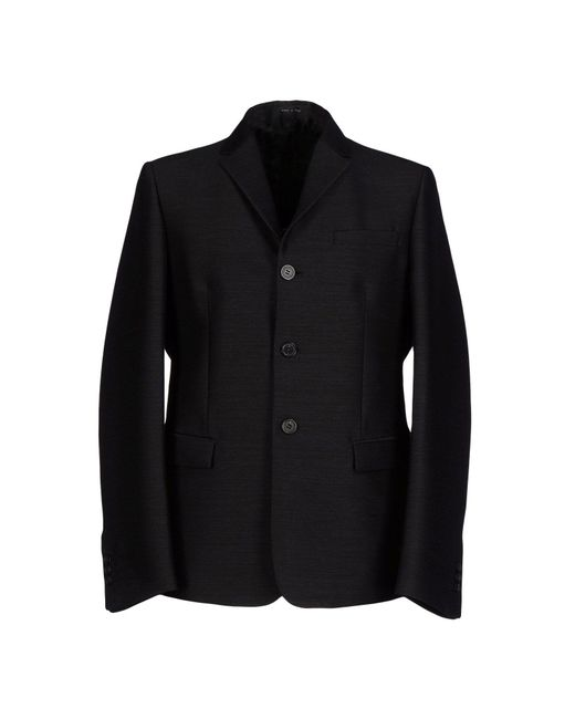 Emporio Armani - Gray Blazer for Men - Lyst