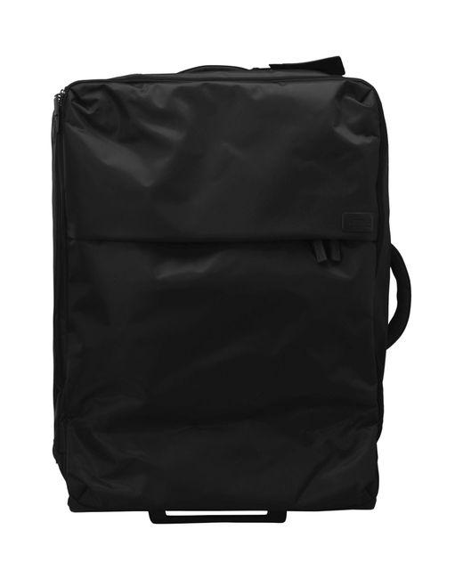 Lipault - Black Wheeled Luggage - Lyst