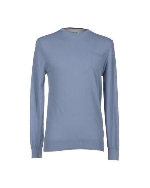 Obvious Basic - Gray Sweaters for Men - Lyst