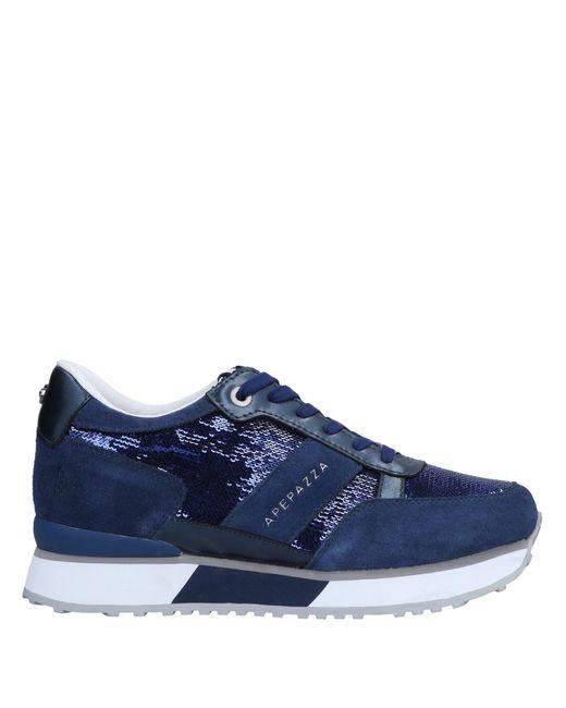 Apepazza - Blue Low-tops & Sneakers - Lyst