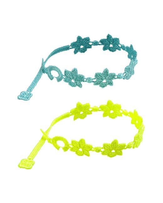 Cruciani - Yellow Bracelet - Lyst