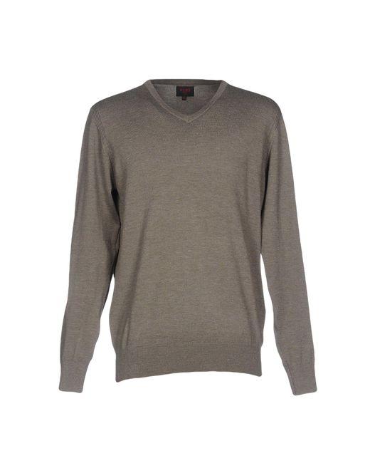 Klixs Jeans | Gray Sweater for Men | Lyst