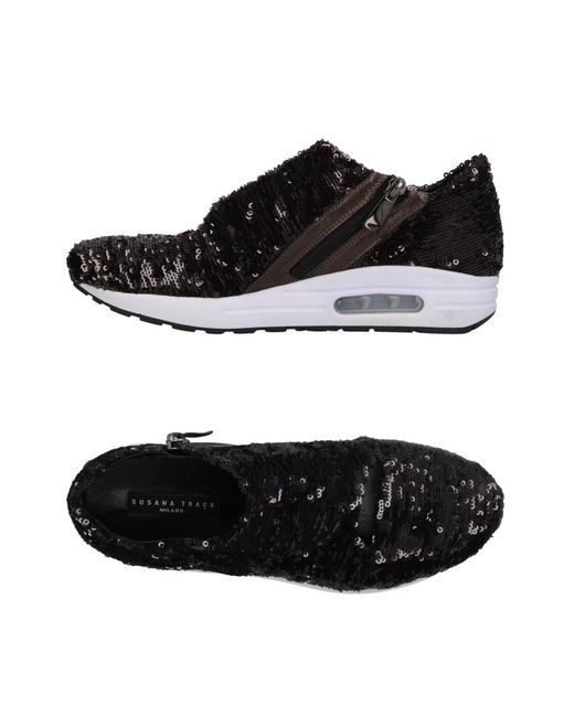 Susana Traça - Black Low-tops & Sneakers - Lyst