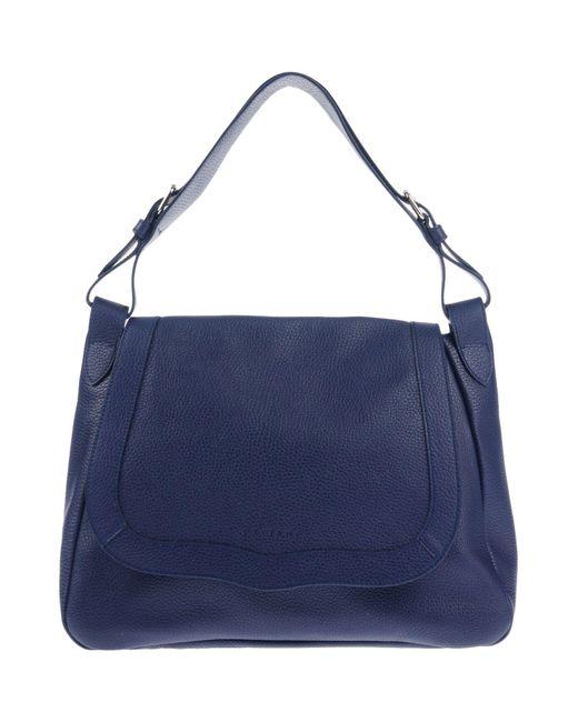 Orciani - Blue Handbag - Lyst