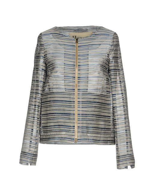 Herno | Blue Jacket | Lyst