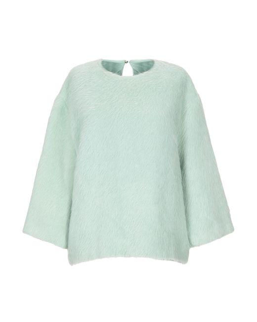 Rochas Green Bluse