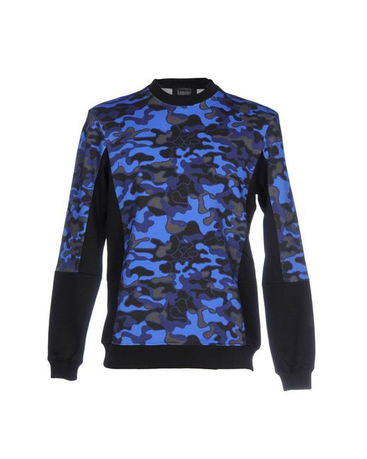 Markus Lupfer | Blue Sweatshirt for Men | Lyst