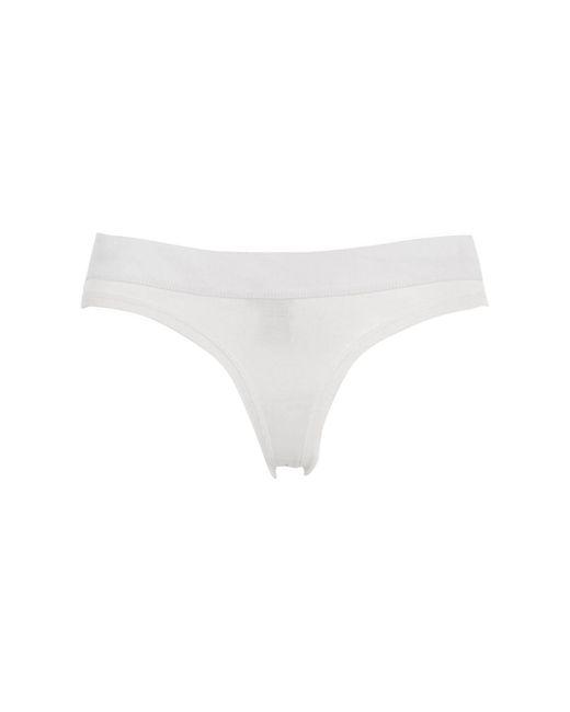 DSquared² - White Brief - Lyst