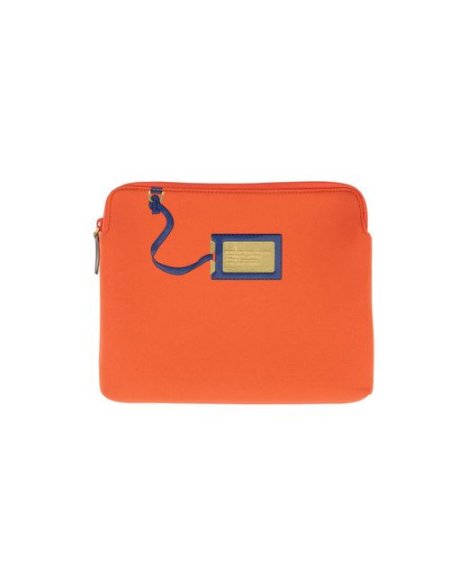 Marc By Marc Jacobs - Orange Pouch - Lyst