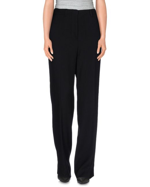 Mauro Grifoni - Black Casual Pants - Lyst