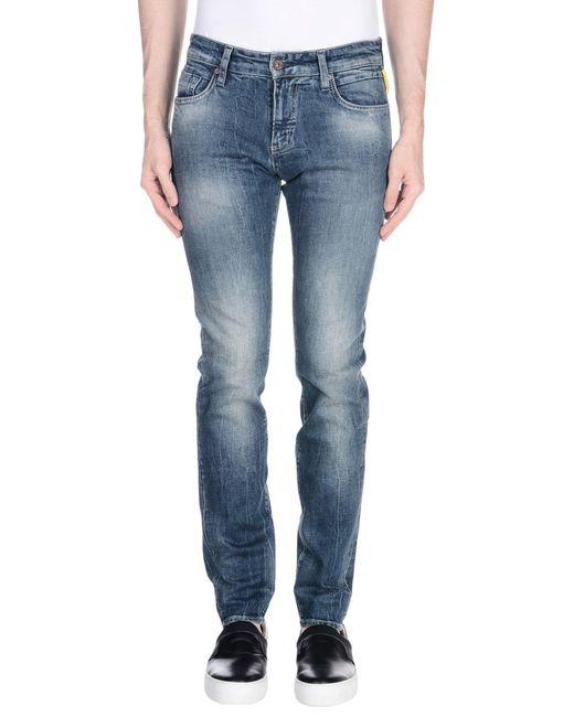 Meltin' Pot - Blue Denim Pants for Men - Lyst
