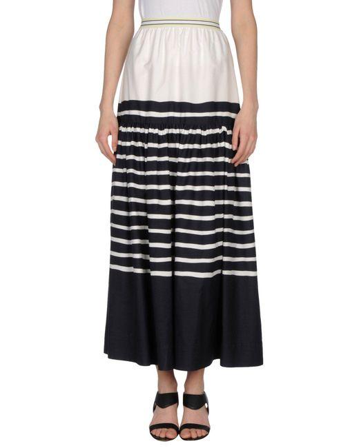 I'm Isola Marras Black Long Skirt