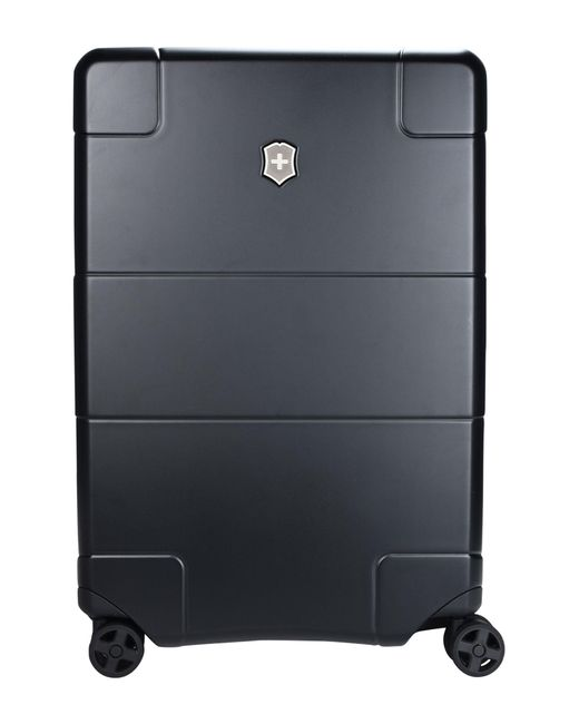 Victorinox - Black Wheeled Luggage - Lyst