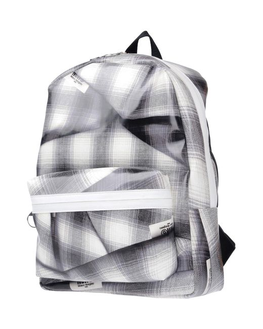 MM6 by Maison Martin Margiela - Black Backpacks & Fanny Packs - Lyst