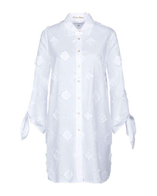 Le Sarte Pettegole - White Shirt - Lyst