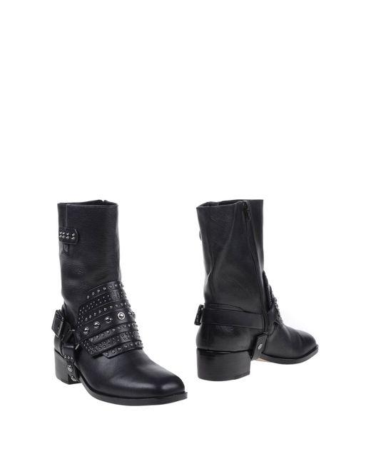 Carvela Kurt Geiger | Black Ankle Boots | Lyst