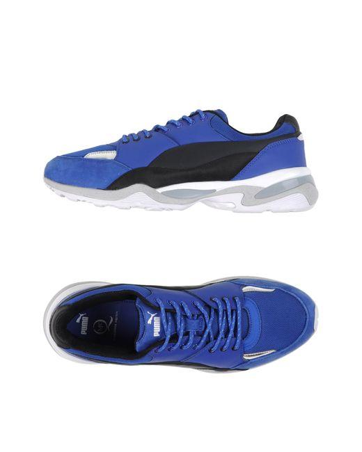 Alexander McQueen X Puma   Blue Low-tops & Sneakers for Men   Lyst