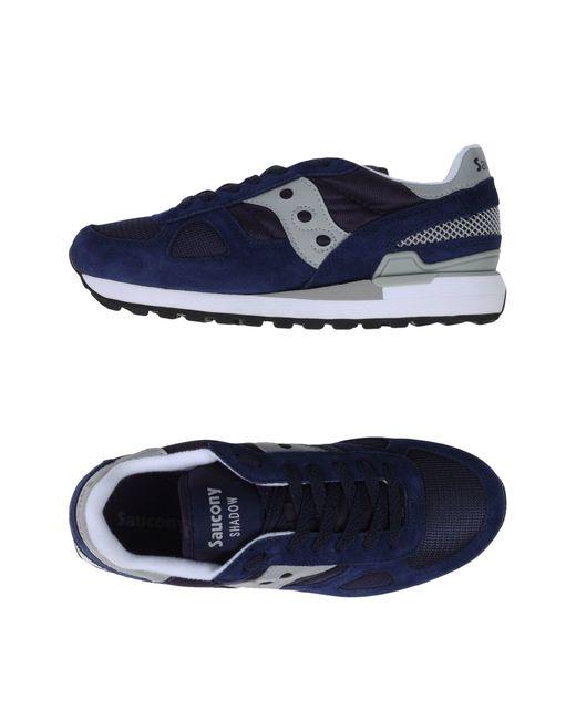 Saucony | Blue Low-tops & Sneakers for Men | Lyst