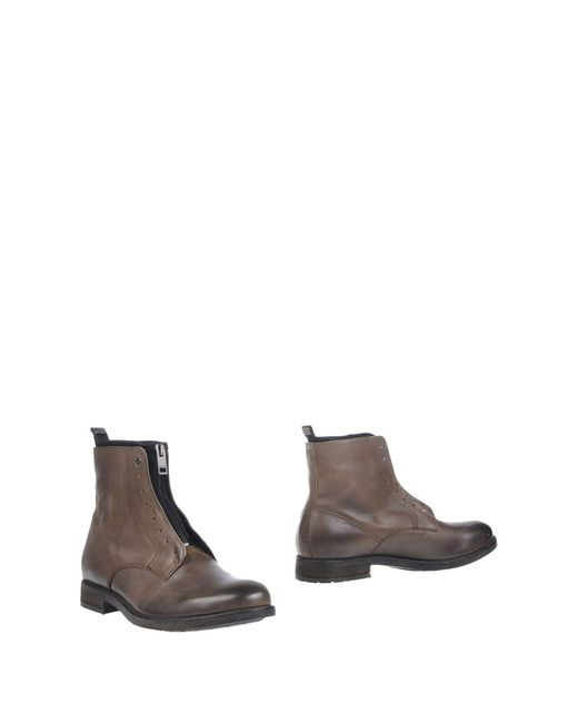 DIESEL | Multicolor Ankle Boots for Men | Lyst