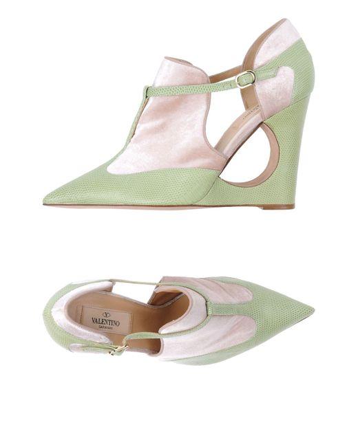 Valentino | Green Court | Lyst