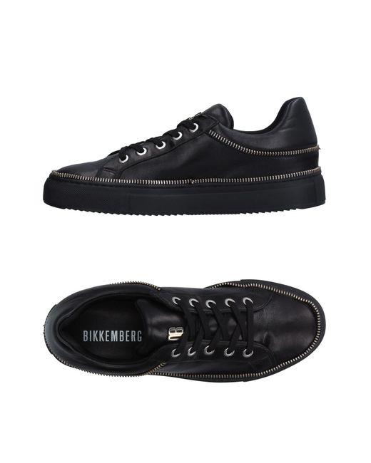 Dirk Bikkembergs | Black Low-tops & Sneakers | Lyst