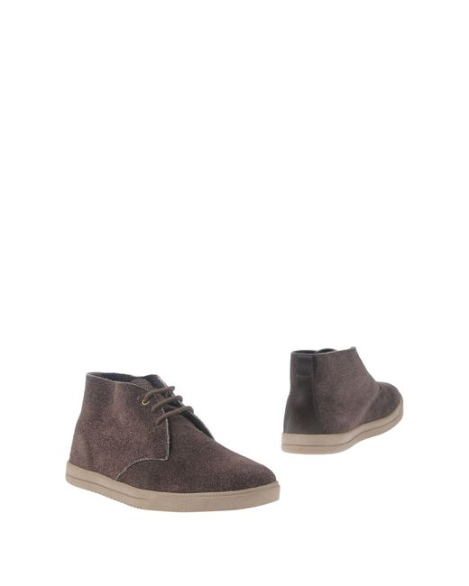 CLAE | Brown Ankle Boots for Men | Lyst
