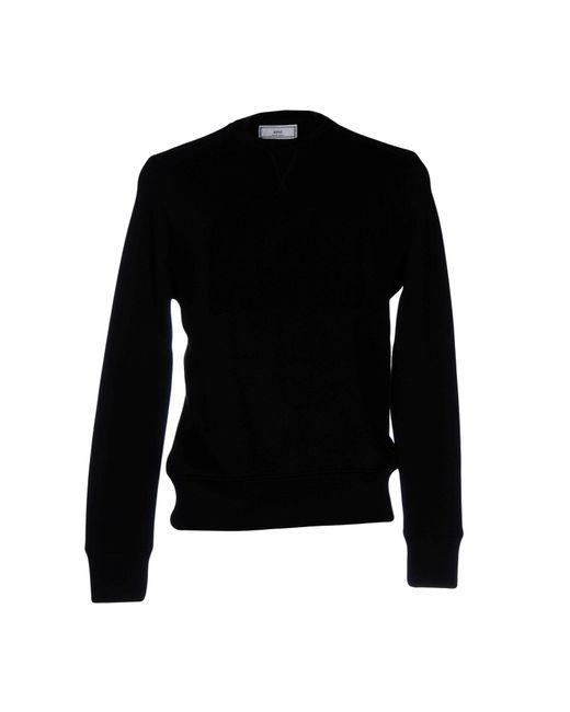 AMI - Black Sweatshirts for Men - Lyst