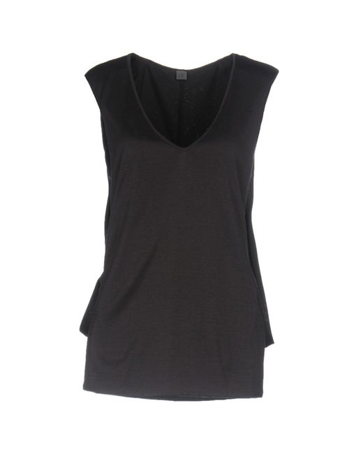 Calvin Klein | Black T-shirt | Lyst