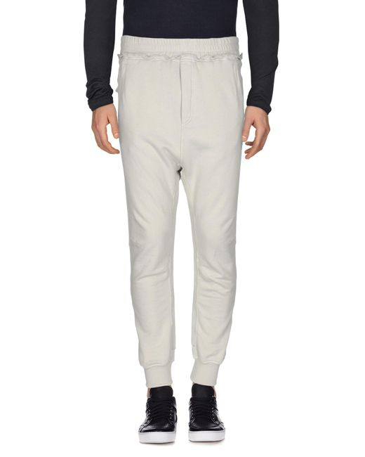 Ring   Gray Casual Pants for Men   Lyst