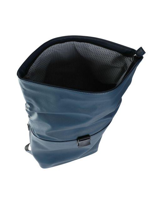 8ea9bfcbe0 ... Lyst Moleskine - Blue Backpacks   Bum Bags for Men ...