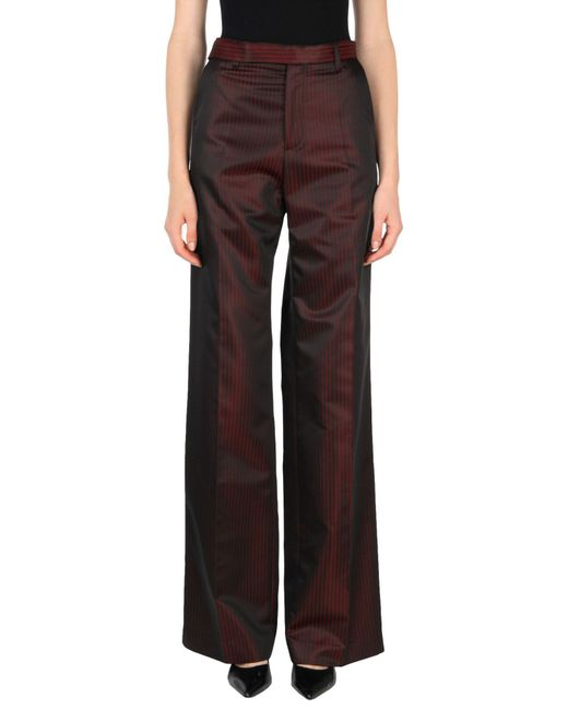 Y. Project - Red Casual Pants - Lyst