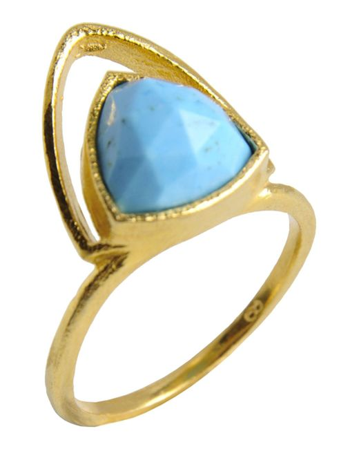 First People First - Blue Ring - Lyst