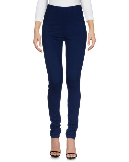 Silvian Heach - Blue Leggings - Lyst